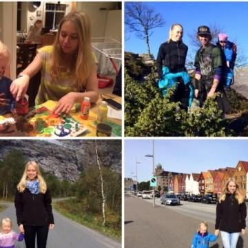 Môj život v Nórsku