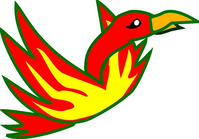 phoenix-28028_640