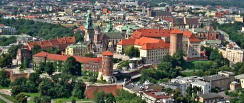 Výlet do Krakowa