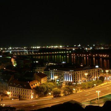 Výlet do Bratislavy organizovaný Svendom a Alex