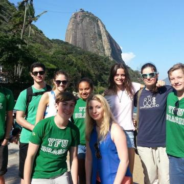 Môj výmenný rok v Brazílii