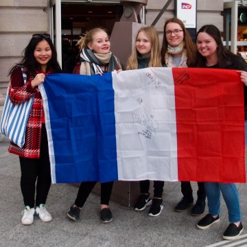 Môj rok vo Francúzsku