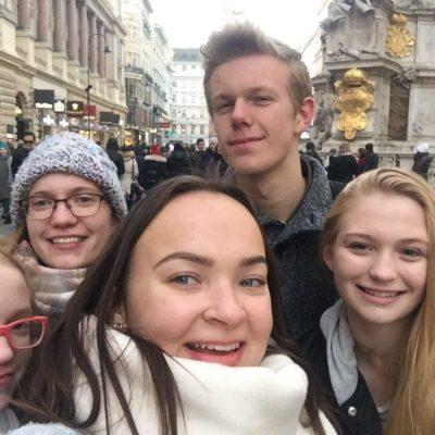 Vianočné trhy vo Viedni s YFU