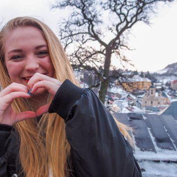 """Výmenná študentka Alex na Slovensku: """"I am proud to call Slovakia my home"""""""