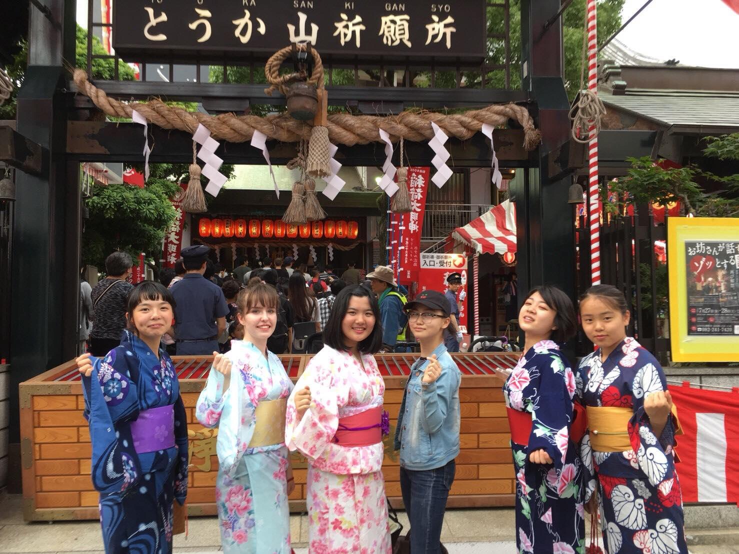 """Peťa v Japonsku: """" Žiaci si tu sami umývajú priestory školy """""""