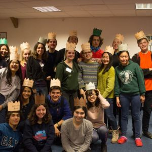 Na Polročnom seminári s YFU CZ v Česku