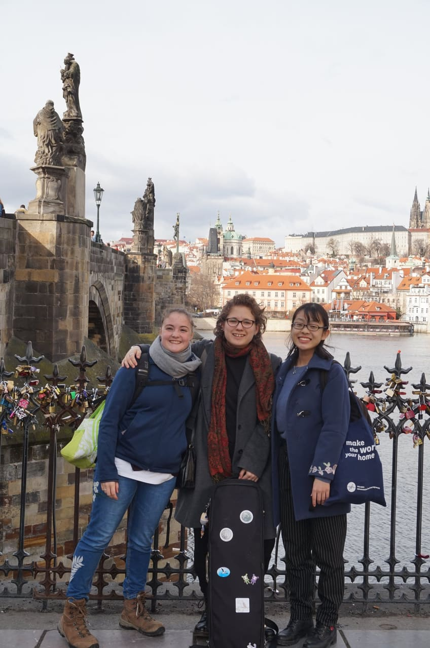 """It was a great decision to do an exchange year."" Melissa, exchange student in Slovakia"