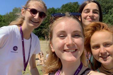 YES 2019, Pohľad študentov a dobrovoľníčky