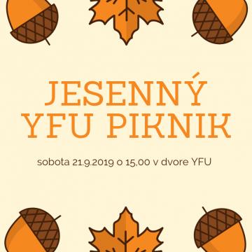 Jesenný YFU piknik